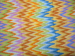 Flame Stripe - Fat Quarter