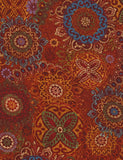 Tapestry: Carpet - Sangria