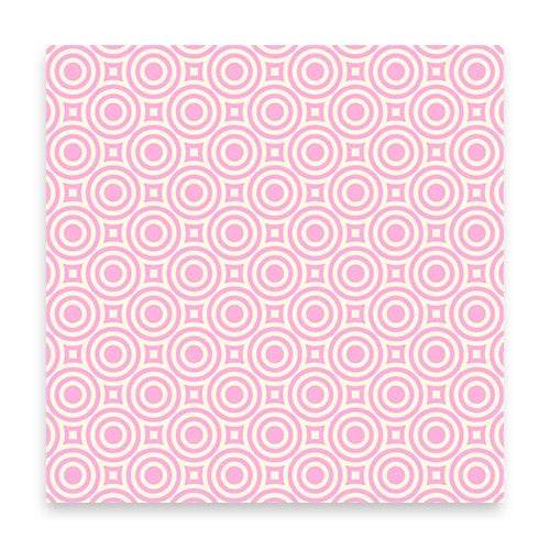 True Colours: Zen Dot Pink
