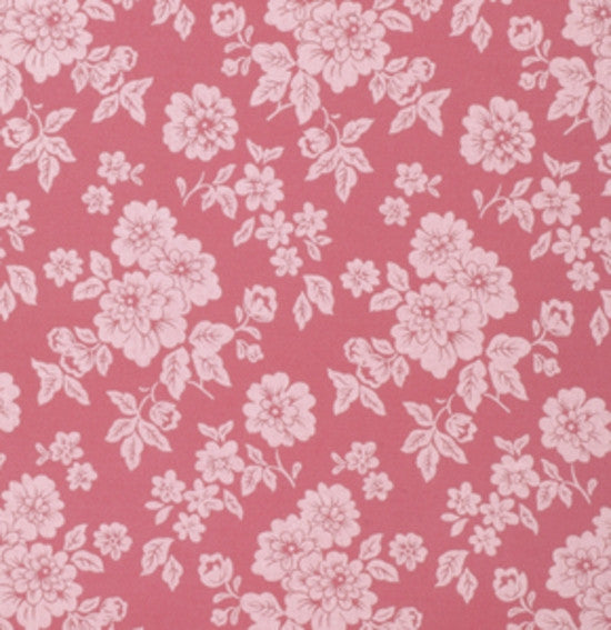Rustic Blush: Shadow Rose in Cherry