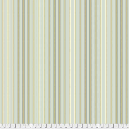 Gilt Stripe - Aqua