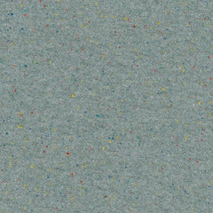 Speckle Cotton Jersey - Charcoal