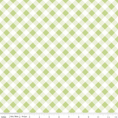 Sew Cherry 2: Gingham Green