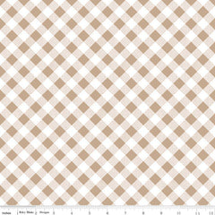 Sew Cherry 2: Gingham Nutmeg