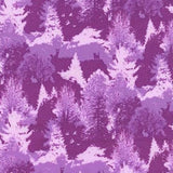 Highlands - Purple