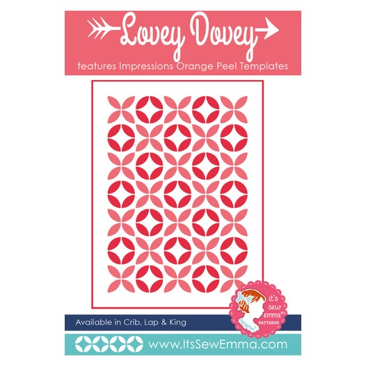 Lovey Dovey - By It's Sew Emma
