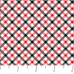 Mad for Plaid: 602 Mini Plaid - Flannel