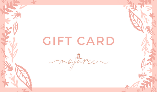 Mojaree London Gift Card