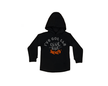 Load image into Gallery viewer, I'VE GOT THE COOL KID SWAG Kids Long Sleeve Basic Hoody