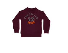 Load image into Gallery viewer, I'VE GOT THE COOL KID SWAG Kids Crew Neck Jumper