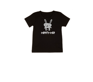HIPPITY-HOP Kids Short Sleeve Basic Tee