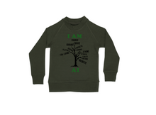 Load image into Gallery viewer, I AM Kids Crew Neck Jumper