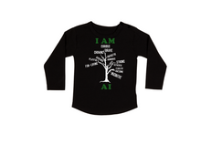 Load image into Gallery viewer, I AM Kids Long Sleeve Tee