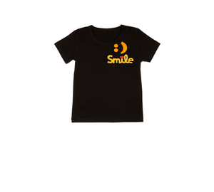 SMILE Kids Short Sleeve Basic Tee