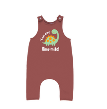 Load image into Gallery viewer, YOU ARE DINO-MITE Kids Slouch Romper