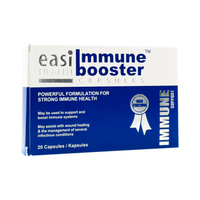EasiHEALTH Immune Capsules - 20's - PlentyFresh