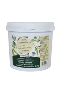 Earthsap Laundry Powder (2.2kg) Eucalyptus & Rosemary - PlentyFresh