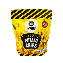 Irvins Salted Egg Potato Chips - small