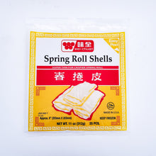 Wei Chuan Spring Roll (Lumpia) Wrapper - 25 pcs