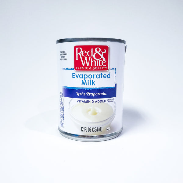 Red & White Evaporated Milk