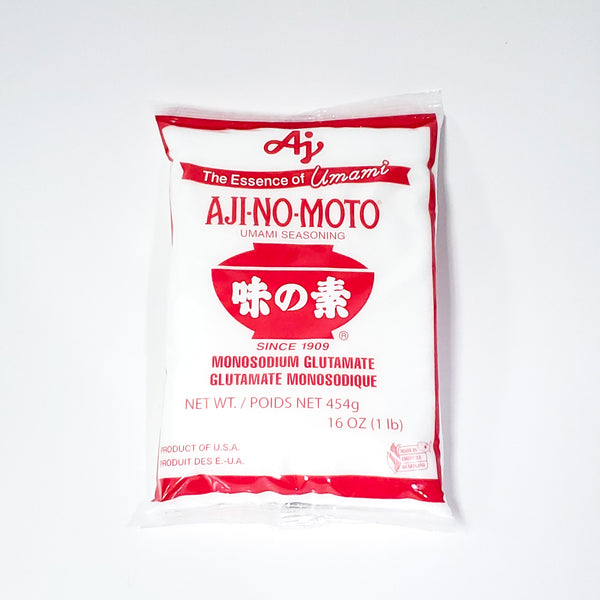 Ajinomoto Monosodium Glutamate 160Z - Large Bag