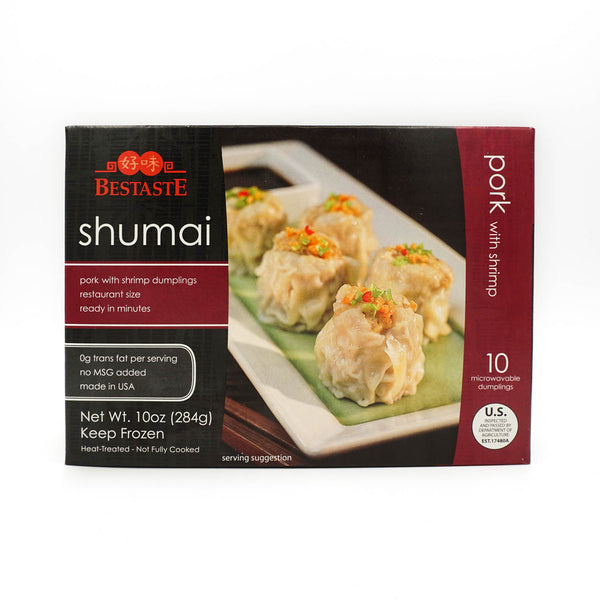 Bestaste Shumai Pork with Shrimp (10 pcs) - 10 oz