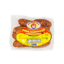Pampanga Pork Hamonado Longanisa - 12 oz
