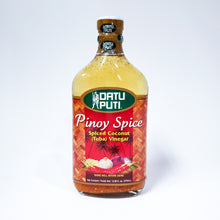 Datu Puti Pinoy Spice Coconut (Tuba) Vinegar - 12.68 oz