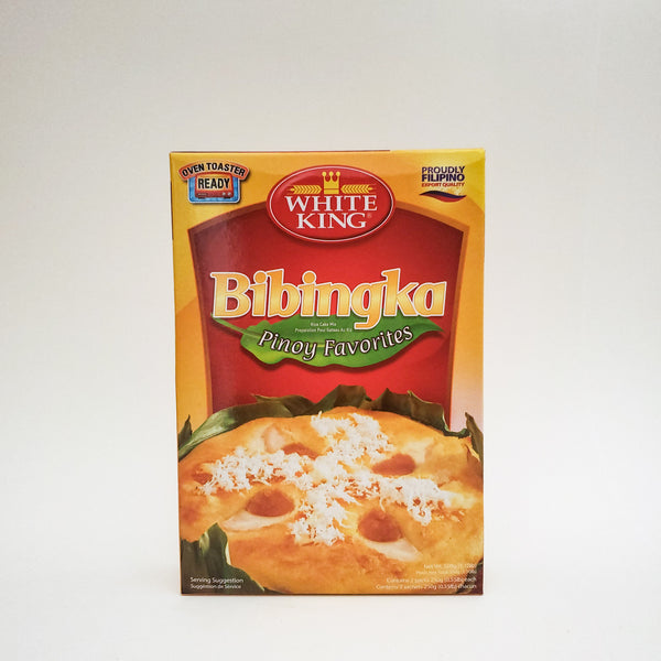 White King Bibingka Mix / 500G