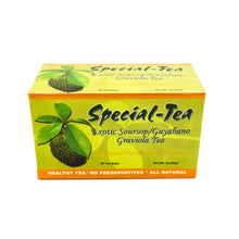 Special-Tea Exotic Soursop (Guyabano) Tea - 30 bags