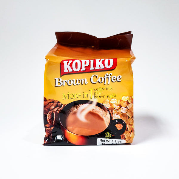 Kopiko Brown Coffee / 10 Packets Per Bag (Small)