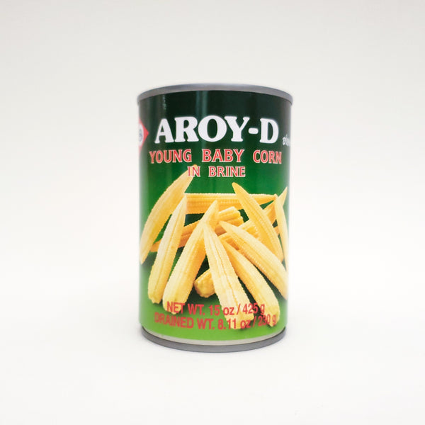 Aroy-D Young Baby Corn (L)
