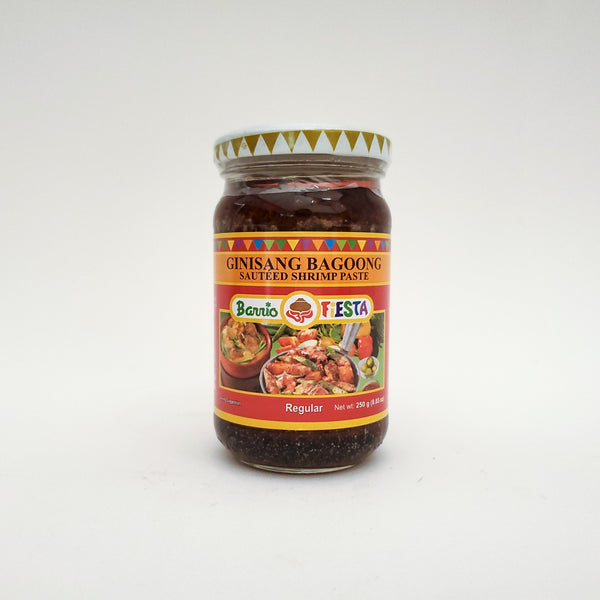 Barrio Fiesta Sauteed Shrimp Paste - Regular Small