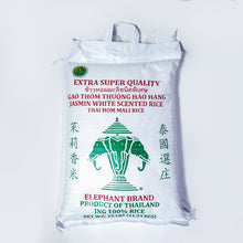 Three Elephant Brand Premium Whole Jasmin Rice 25 Lbs