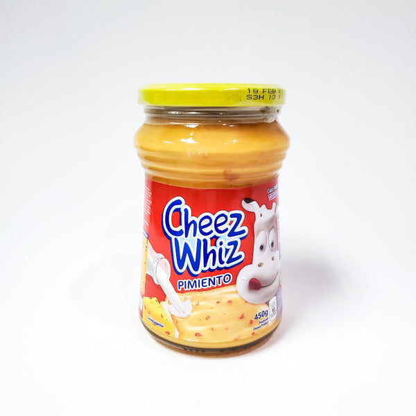 Kraft Cheese Whiz- Pimiento (Large Jar)