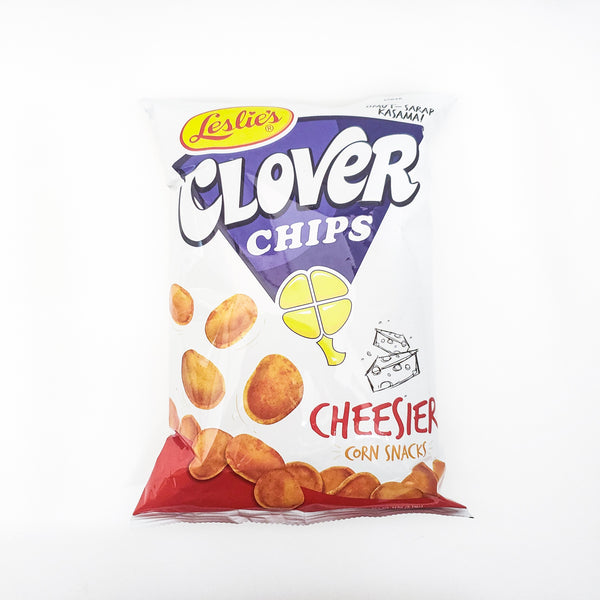 Leslie's Clover Chips Cheeze Large
