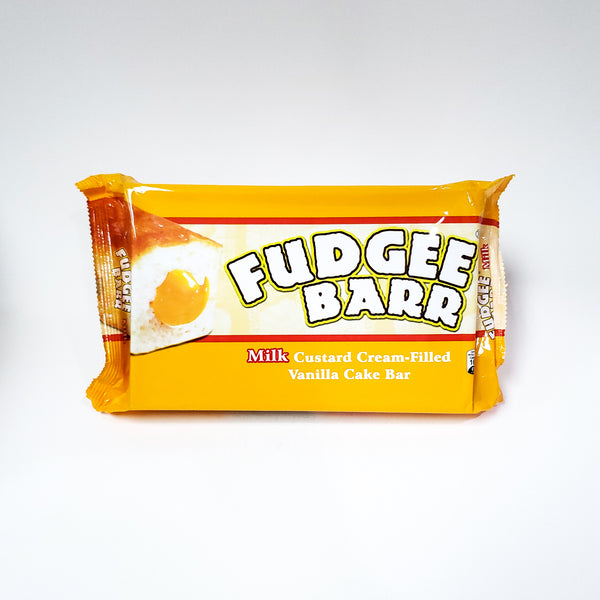 Rebisco Fudgee Barr - Milk / 10 Per Pack