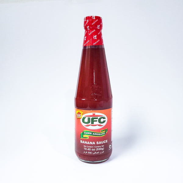 UFC Banana Ketchup Hot And Spicy Large