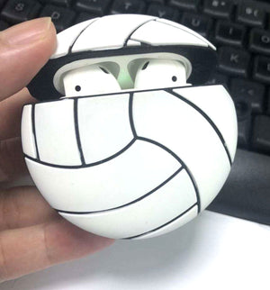 Volleyball AirPods Case