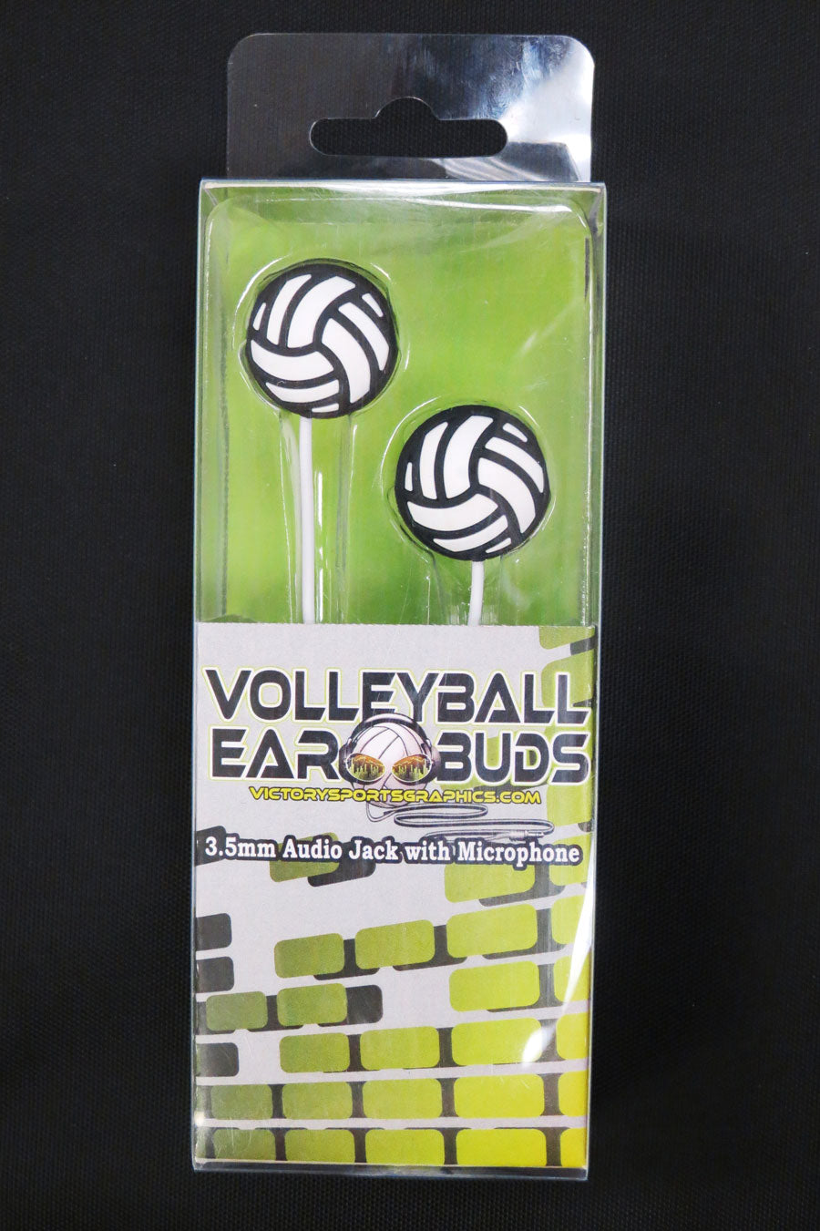 volleyball ear buds