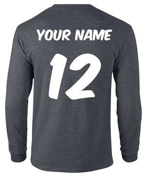 VOLLEYBALL MOM LIFE Long Sleeve Shirt
