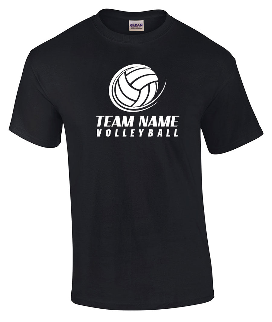 Custom Volleyball Practice Shirts LOVE TO WIN