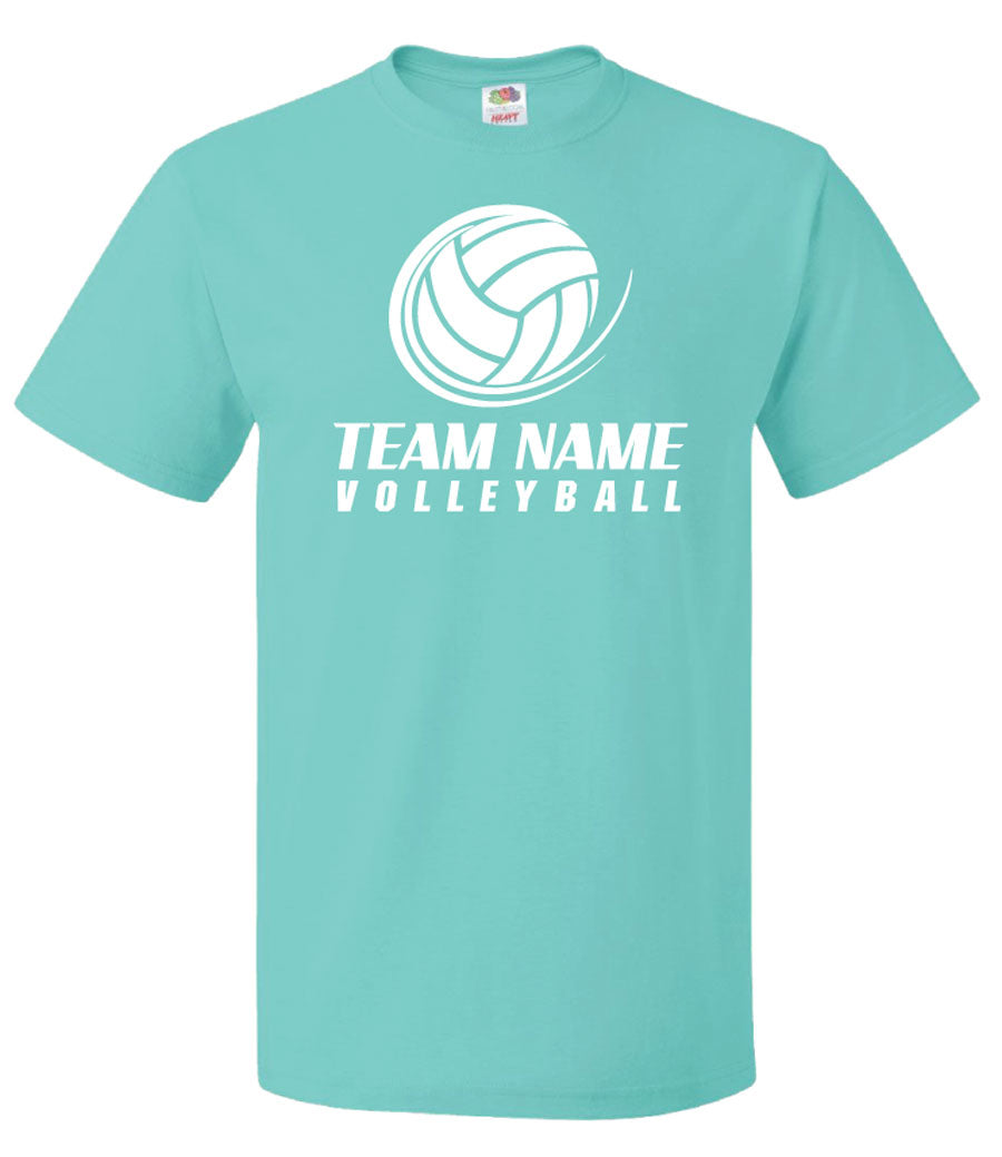 Custom Volleyball Practice Shirts FEARLESS