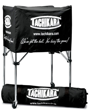tachikara square ball cart in black