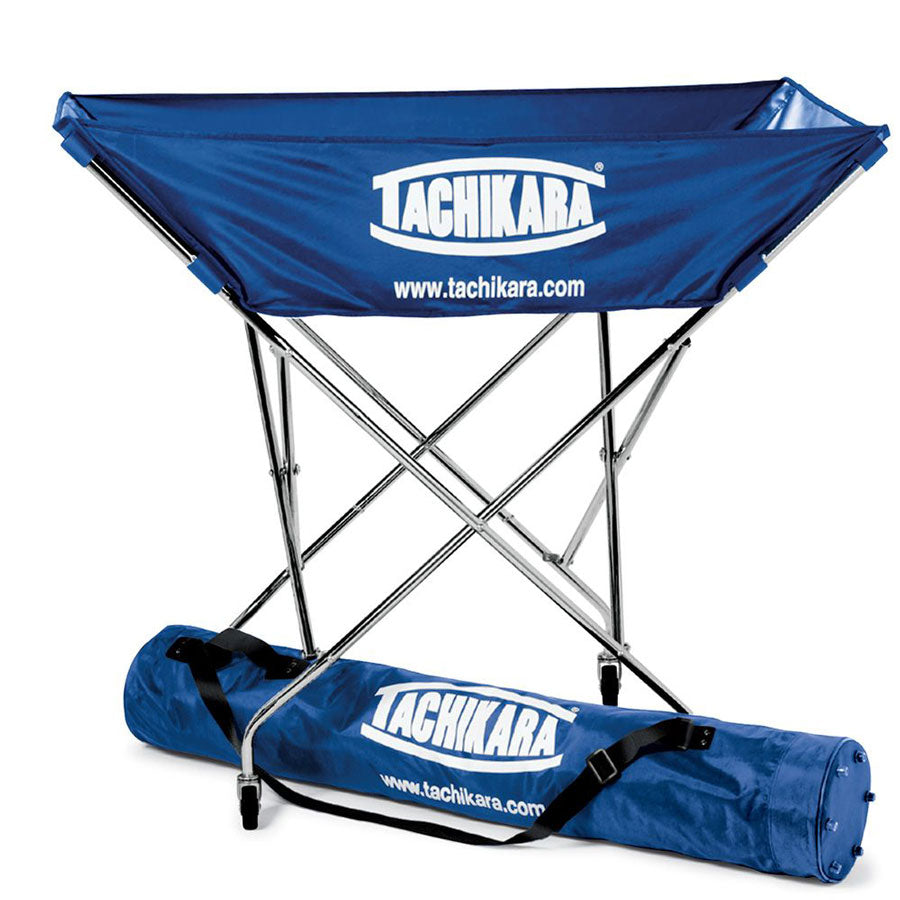 tachikara hammock style ball cart in royal