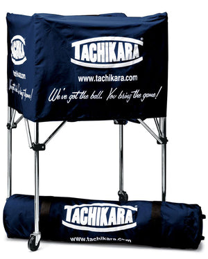 tachikara square ball cart in navy