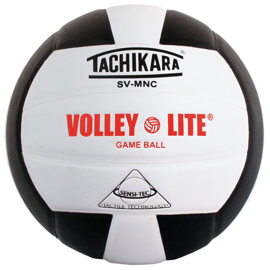 tachikara volley lite ball in black