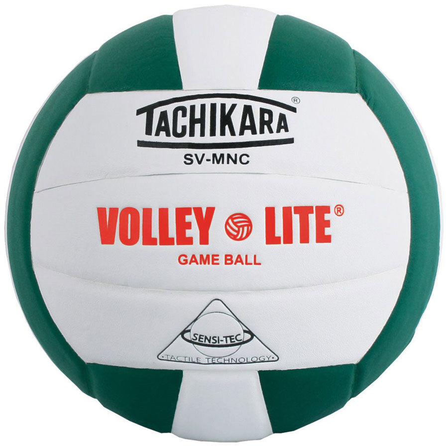 tachikara volley lite ball in green