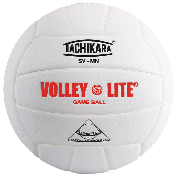 tachikara volley lite ball in white