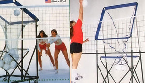 Volleyball Training Catch It